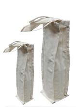 Make Wine Bottle Bag canvas Bags For Promotion Wine Bottle Carry Bag
