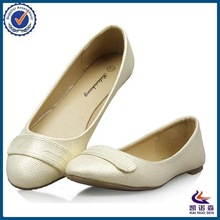 2014 New fashion bridal low heel wedding shoes