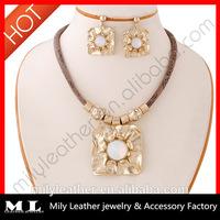 Fashionable charm pendants jewelry new CRYSTAL PENDANT MLJS 050
