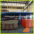 Arbeitsbühne, lagerstruktur, stahlkonstruktion lager strukturellen stahlträger