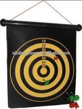 Safety Promotional Rolling Magnetic Dart Game Set