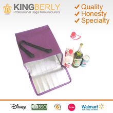 2014 large thermal insulated non-woven cooler bag