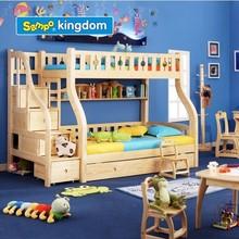 twin full wooden bunk bed cheap bunk beds DG-S23