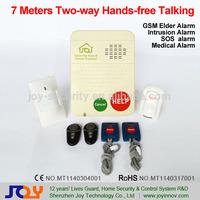 New Hot Sale !!! Intelligent GSM Elderly Alarm With Multi Language,Hands-free Caller for Elderly