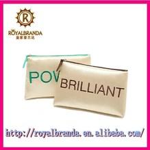 Most popular luxury silk cosmetic bag
