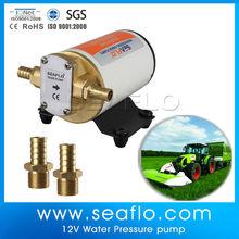 Liquid Pump Diesel Mini Gear Pumps Extreme Duty 12V Oil Transfer Pump For Industrial