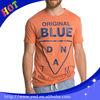 Hot selling new model men's t-shirt OEM service