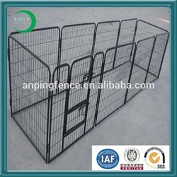 China dog kennel with veranda 5x10x6