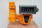 diesel gasoline flow meter/truck bulk tank flow meter/positive displacement flowmeter