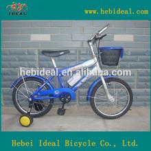 20'' children bike/blue painting children bicicleta