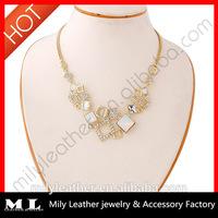 HOT best heart friend necklace MLJS 053
