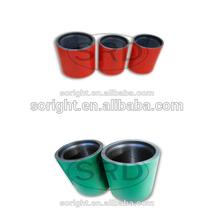 API oil casing collar and tubing collar