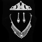 Dubai gold silver jewelry set fashion wedding jewellery designs bulk wholesale