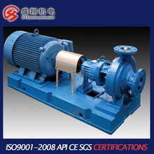 single-suction impeller type oil chemical pump