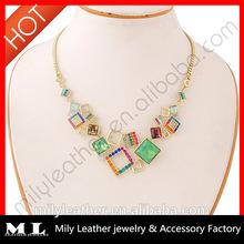 HOT best heart friend necklace MLJS 055