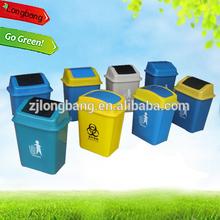 recycle bin color code