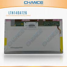 Original 14.0 inch laptop lcd panel LTN140AT26-W01 laptop screen