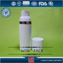 20 ml 25 ml 30 ml 40 ml 50 ml botellas decorativas, Sin aire botella cosmética fabricante, De la bomba sin aire con muestras libres