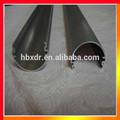 26 diferentes tipos y tamaños de aluminio anodizado de canal para la tira de led