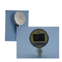 bottom connection stainless steel pressure gauge Mpa, Kpa, bar, psi, kg/cm^2,
