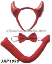 devil headband set/horn headband/animal set