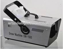 1200W snow making machine stage effect equipment