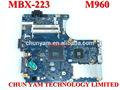Venta al por mayor 009cj01- 6011 mbx-223 m960 para s0ny vpc-eb de la serie del ordenador portátil notebook placa base la placa del sistema