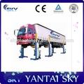 madein china ce certificado barato caminhões carros rampa hidráulica elevador para garagem