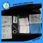 CE FDA male disposable circumcision pack operating instrument set