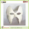 La costumbre de la mariposa de papel impreso la máscara de partido/máscara de oxígeno