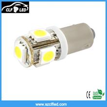 hotsale high quality factory price waterproof BA9S LED Light Bulbs Wedge White 5050 W6W T4W ba9s led in good market
