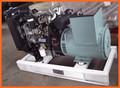 Diesel gerador de 380v refrigerado a água 4bt3.9- g2 motor elétrico de potência industrial 25 kva 20kw cummins