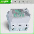 Série torf1-63 2p, 63 amp circuit breaker( tongou rccb) com alta qualidade, preço do competidor, serviço personalizado