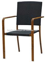 Bambu sandalyeler