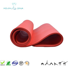 """16 18mm NBR Yoga Pilates Mat Pad 23.5"""" X 70"""" Excercise Fitness +Free Strap"""