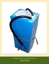 Using lithium iron phosphate lithium battery yacht, 4S33P 12.8 V 26650 100Ah battery