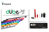 2014 Hot selling most popular product dube xs vaporizer