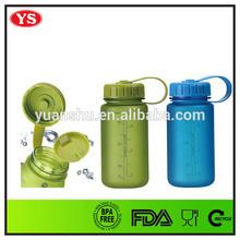350ml good qulaity biodegradable plastic bottle