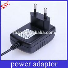 12v 2a 12v 1a 5v 1a IV power supply meet UL,CSA,CE,TUV,GS,BS,SAA,PSE,EK,FCC ,Brazil, EMC, LVD.CB,IV,EU interchangeable adapter