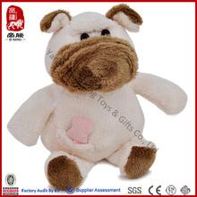 Chinese factory lovely animal toy stuffed dog plush toy