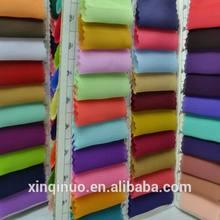 chiffon 100% polyester plain chiffon fabric for skirt dress
