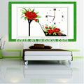cmc handmade china série flor bordado bordado cruz kits pontocruz