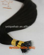 Factory Price Popular Human hair Micro Loop Hair Extensions Nano Ring
