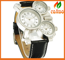 Fashion 2014 Unique Oulm Mens Army Watch Automatic Watch Outdoor Multifunction Watches Top Brand Fashion