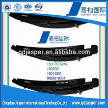 China Truck Trailer Bus Suspension leaf springs
