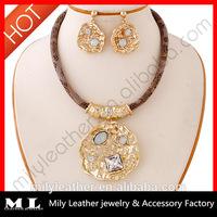 Fashionable charm pendants jewelry new CRYSTAL PENDANT MLJS 049