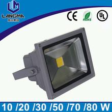 Langma black or grey housing waterproof 50w led indoor flood lighting