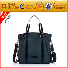 Simple and durable small shoulder bag pu men bag