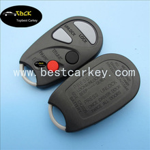 Good Price 3+1 buttons auto remote control key for nissan maxima key for nissan remote key