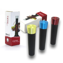 promotional wine gifts vacuum wine drop stopper